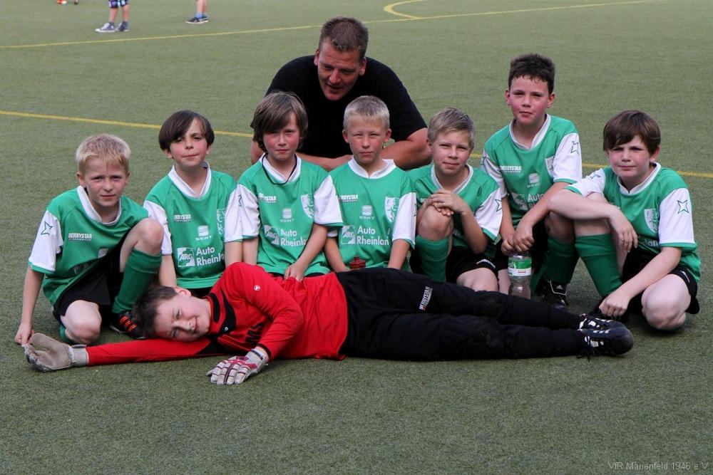 Pfingstturnier 2012 FSV Neunkirchen-Seelscheid