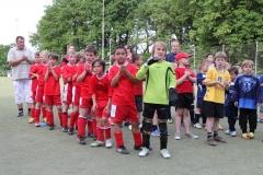 Pfingstturnier 2012 Siegerehrung
