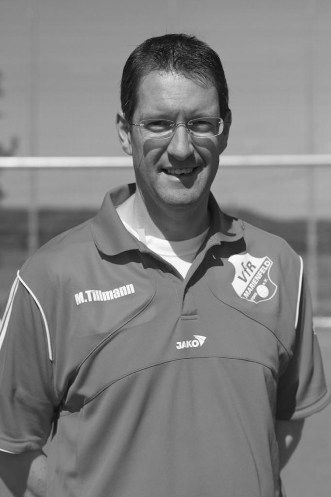Marko Tillmann schwarz